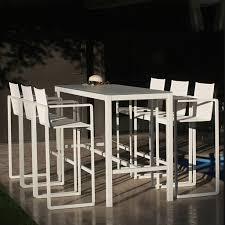 contemporary bar furniture. Modern Outdoor Bar Furniture \u2013 ALURA Contemporary D