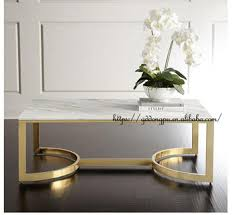metal top coffee table. Modern Glass Top Crystal Metal Marble Coffee Table Legs Centre --C06 E