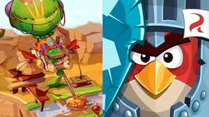 ANGRY BIRDS EPIC RPG - BOMB'S SHIP AMBUSH - NEW BIRD