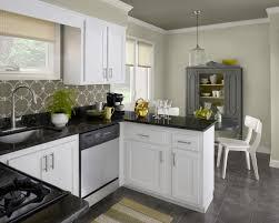 White Kitchen Idea Colour Schemes Impressive Inspiration Design