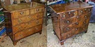 furniture restoration projects. Antique Furniture Restoration Surrey \u2013 Walnut Queen Anne Chest Of Drawers Projects I