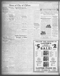 The Herald News From Passaic New Jersey On May 15 1929 4