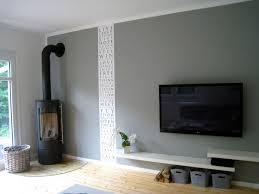 Ideen Wandgestaltung Farbe Wohnzimmer