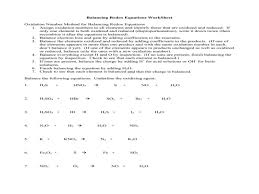 Balancing Redox Reactions Oxidation Number Method – Guillermotull.COM