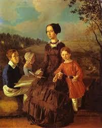 family portrait 1854