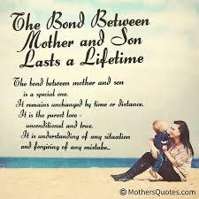 Quotes About Son From Mom 40 Quotes Fascinating Mother And Son Quotes