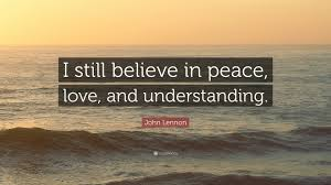 Quote About Peace And Love