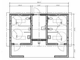 Public Restroom Layout Bathroom Stall Dimensions Bathroom Floor Custom Construction Bathroom Plans