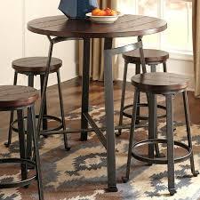 half round bistro table best pub table sets ideas on pub tables bistro regarding round bar
