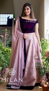 Lengha Suit Blouse Design Trendy Lehnga Lehenga Blouse Indian Gowns Dresses