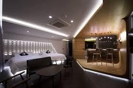 hotel room lighting. Lounge17-hotel-room-by-SEUNGMO-LIM-Incheon-Korea- Hotel Room Lighting