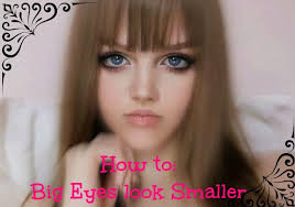 if you can remember i already did a similar post regarding how you can apply makeup for all sorts of eye shape and i was able to discuss big set of eyes