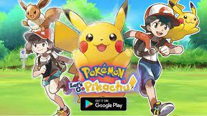 Pokemon let's Go Pikachu Apk Download for Android - Apk2me