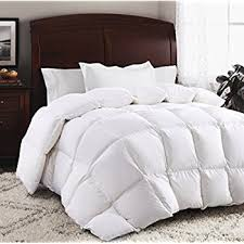 Amazon.com: ROSECOSE Luxurious Goose Down Comforter King Size ... & ROSECOSE Luxurious Goose Down Comforter King Size Duvet Insert All Seasons  Solid White Hypo-allergenic Adamdwight.com