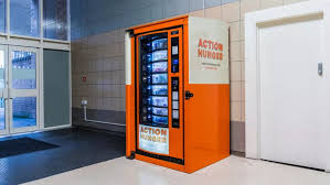 How To Get Free Food From A Vending Machine Custom A Vending Machine For The Homeless Exists And The Food Is All Free