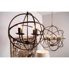 spherical lighting. Orion Spherical Chandelier Lighting M
