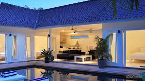 3 Bedroom Villa In Seminyak Simple Design