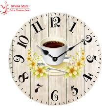 Small Picture Popular Decorative Kitchen Wall Clocks Buy Cheap Decorative