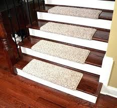 rug stair treads dean modern premium tape free pet friendly non skid carpet stair treads rug rug stair treads