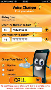 Callerid · Changer Cydia Spoof Voice And dnda4