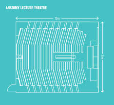 Edmond J Safra Hall Seating Chart Anatomy Lecture Theatre Kings Venues