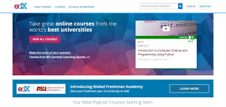 online learning sites that provide high quality opportunities if you want to take university classes online this is the place to do it you can enjoy classes from the top universities including harvard and uc berkley