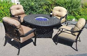 propane fire pit table with chairs. modern firepit patio set with fire pit table elisabeth propane furniture outdoor likewise clearance and wood burning chairs r