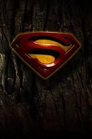 grunge superman logo iphone wallpaper badges superman superman logo iphone wallpaper