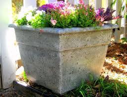 garden pots cheap. How To Faux Finish A Plastic Flower Pot Garden Pots Cheap