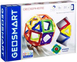 <b>Bondibon Магнитный конструктор Geosmart</b> Геосфера — купить в ...