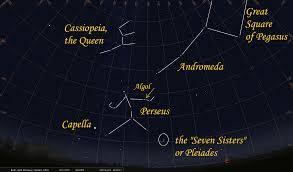 Night Sky Chart Historical Astronomy Event Archive November 18 2016 Night