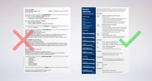Resume Example No Work Experience First Resume With No Work Experience Samples A StepbyStep Guide 12