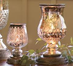 diy mercury glass vases