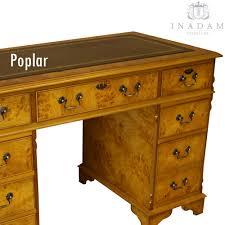 antique mahogany large home office unit. Reproduction Desk In Poplar Antique Mahogany Large Home Office Unit E