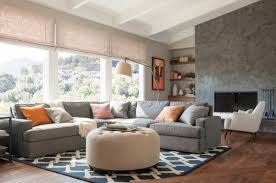 living room decor with sectional. 20 Elegant And Functional Living Room Design Ideas With Sectional Sofas Decor I