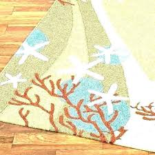 beach house rugs indoor nautical outdoor rug runner c waves coastal images rope navy decorating styles