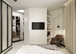 Small One Bedroom Apartment 5 Ideas For A One Bedroom Apartment With Study Includes Floor Plans