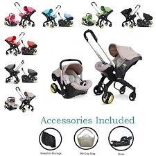 doona infant car seat stroller with