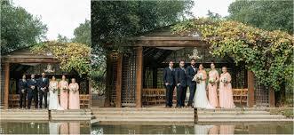 bridal party photos at rancho santa ana botanic gardens brittneyhannonphotography