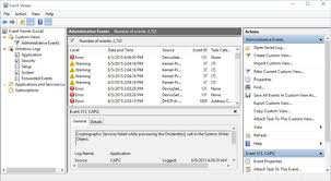 Create A Programme For An Event How To Use Event Viewer In Windows 10 Dummies