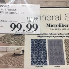 photo of costco whole foster city ca united states microfiber rug on