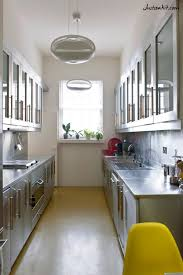 For Narrow Kitchens Kitchen Great Narrow Kitchen Ideas Narrow Kitchen Island With