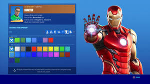 Iron man teaches us that no matter how tough the situation is you have to stay firm and strong against the evil forces. How To Make Iron Man Skin Now Free In Fortnite Unlock Super Hero Skin Free Custom Hero Skin Youtube