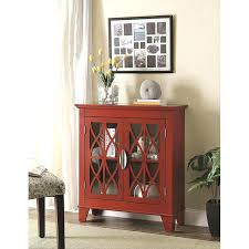red accent cabinet glass doors red accent cabinet red accent storage cabinet