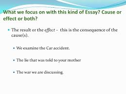 car accidents cause and effect essay car accidents cause and effect essay