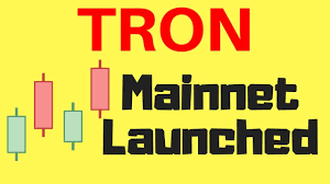 Tron Crypto Chart Tron Mainnet Launched Crypto Chart Analysis Chat Live