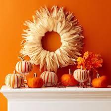 6 Easy Corn Husk Fall Decorations