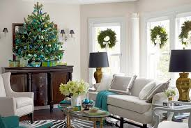 Decorated Small Living Rooms Mesmerizing Christmas Living Room Decorating Ideas 48 Bestpatogh