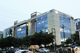 take a look at an outside view of our noida location it by design office by design f1 design