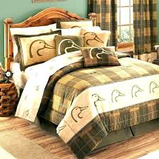 rustic bedding ideas outstanding bedroom lodge style canada quilt comforter sets cabin l